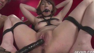 Reika Asian Excessive Porn Bondage Provide
