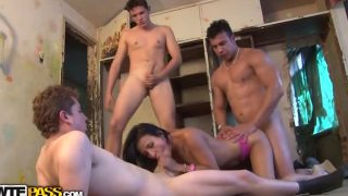Deep Throat And Excessive Porn Gangbang Sweet Woman